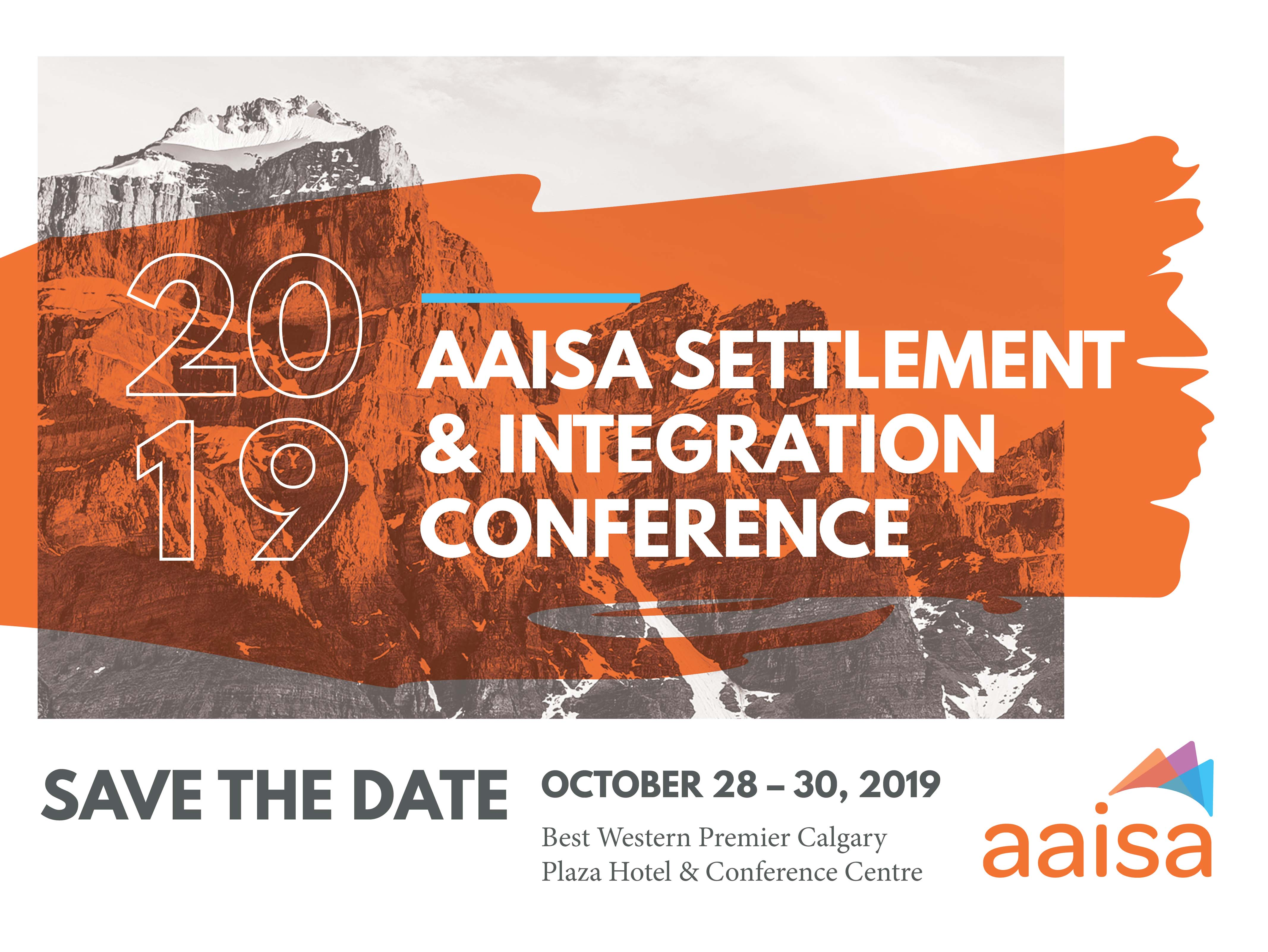2019 AAISA Settlement & Integration Conference